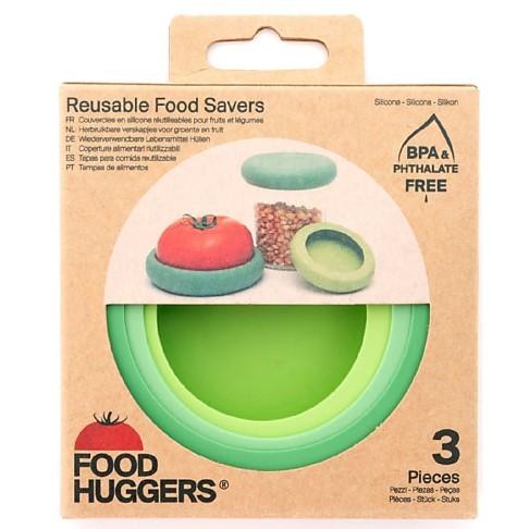 Food Huggers® Soft Greens (Set van 3)