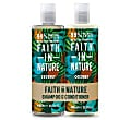 Faith in Nature Kokos 2 in 1 Pack  - Shampoo & Conditioner