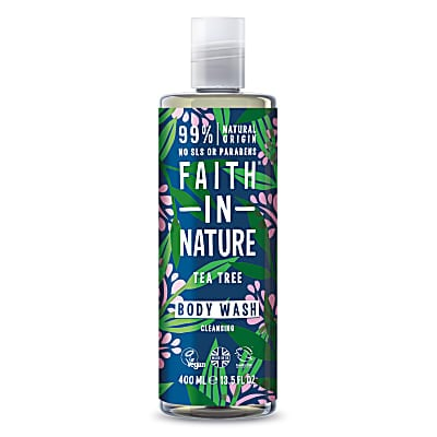 Faith in Nature Tea Tree Bad- en Douchegel