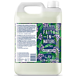 Faith in Nature Tea Tree Bad- en Douchegel 5L
