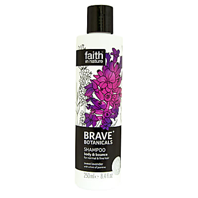 Faith in Nature Brave Botanicals Body&Bounce Shampoo (volume)