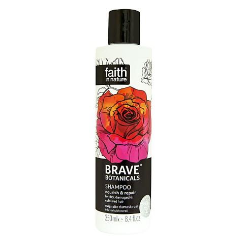 Faith in Nature Brave Botanicals Nourish & Repair Shampoo