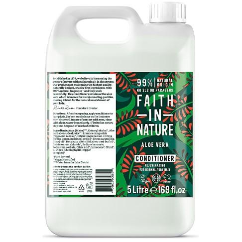 Faith in Nature Aloë Vera Conditioner - 5L
