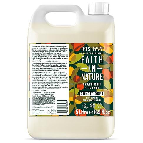 Faith in Nature Grapefruit & Orange Conditioner 5L
