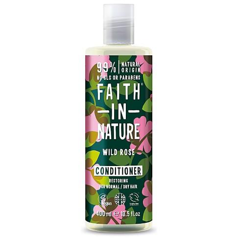 Faith in Nature Wild Rose Conditioner - 400 ml