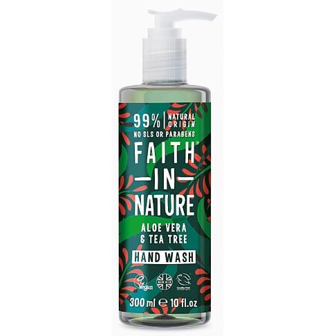 Faith in Nature Handzeep Aloë Vera & Tea Tree