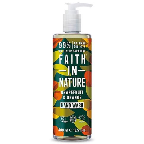 Faith In Nature Handzeep Grapefruit & Sinaasappel - 400ml