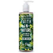 Faith in Nature Handzeep Zeewier & Citrus - 400ml
