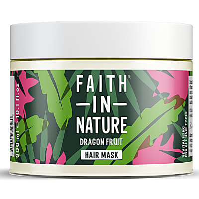 Faith in Nature Dragon Fruit Revitaliserend Haarmasker