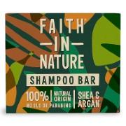 Faith in Nature Shea & Argan Shampoo Bar
