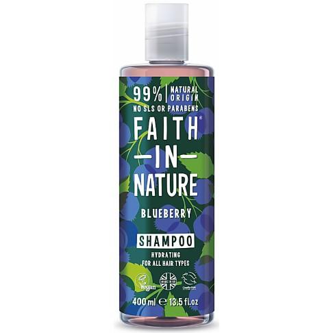 Faith in Nature Bosbessen Shampoo