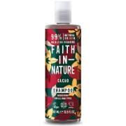 Faith in Nature Chocolate Shampoo (voor donker haar)