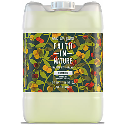 Faith in Nature Grapefruit & Sinaasappel Shampoo - 20L