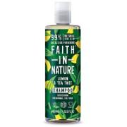 Faith in Nature Citroen & Tea Tree Shampoo (antiroos)