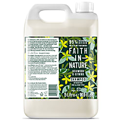 Faith in Nature Zeewier & Citrus Shampoo - 5L