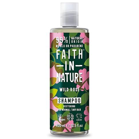 Faith in Nature Wild Rose Shampoo - 400ml