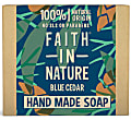 Faith in Nature for Men Blue Cedar Zeep