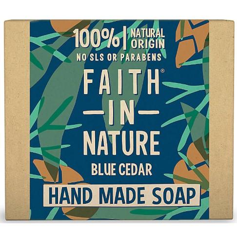 Faith in Nature for Men Blue Cedar Zeep