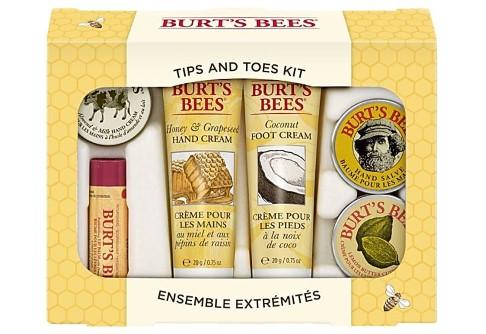 Burt's Bees Basispakket voor Handen- en Voetenverzorging
