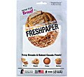 FreshPaper Organic Paper Sheets - Vers Brood