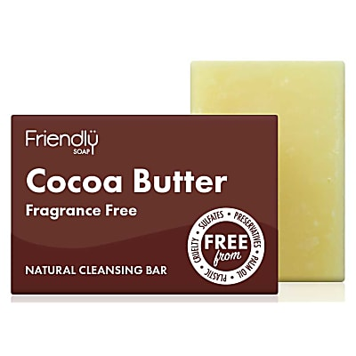 Friendly Soap Cacaoboter Zeepbar
