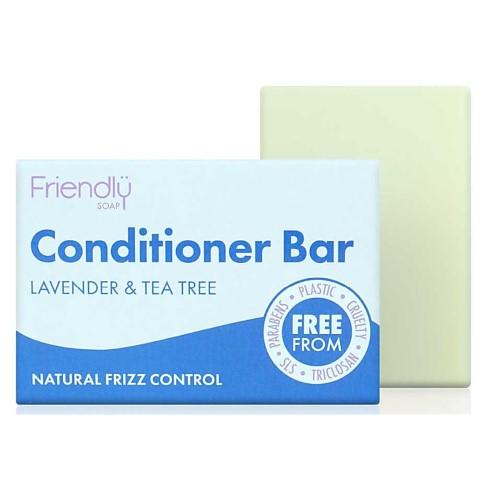 Friendly Soap Conditioner Bar - Lavendel & Tea Tree