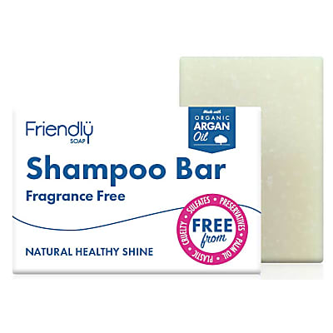 Friendly Soap Shampoo Bar - Parfumvrij