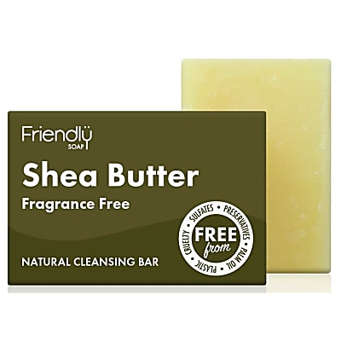 Friendly Soap Sheaboter Gezichtsreiniging Bar