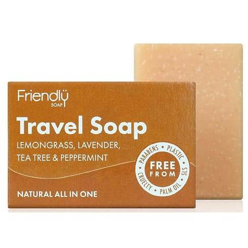 Friendly Soap Reis Zeepbar