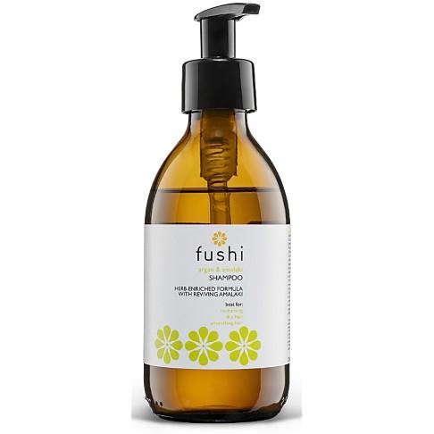Fushi Argan & Amalaki Shampoo - Glazen Fles (470ml)