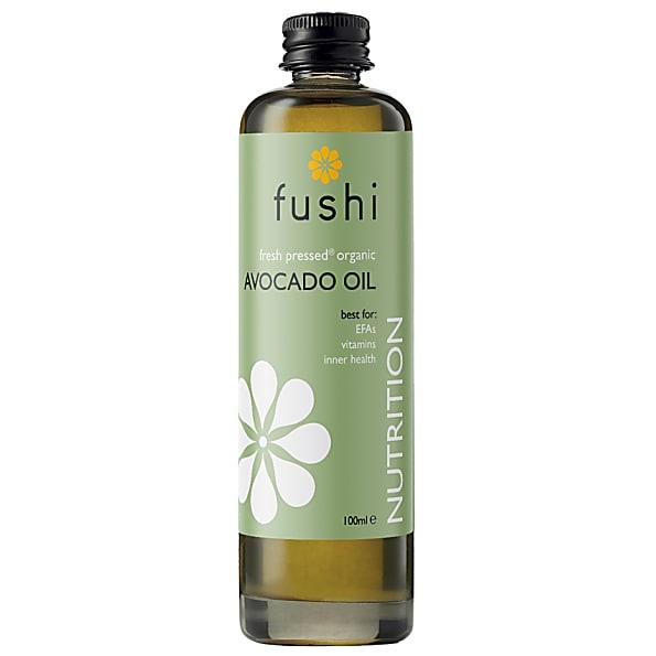 Fushi Biologische Avocado Olie