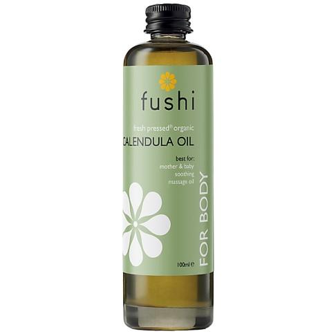 Fushi Biologische Calendula Olie (100ML)