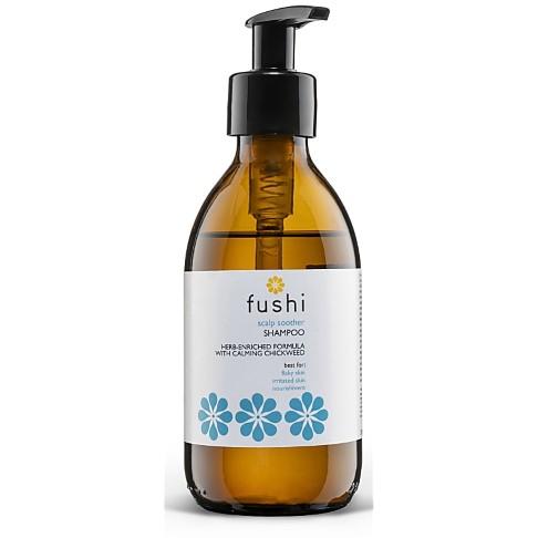 Fushi Scalp Soother Herbal Shampoo - Glazen Fles (230ml)
