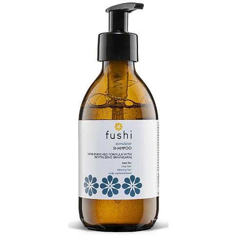 Fushi Stimulator Herbal Shampoo - Glazen Fles (470ml)