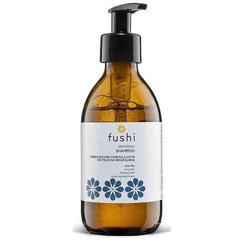 Fushi Stimulator Herbal Shampoo - Glazen Fles (230ml)