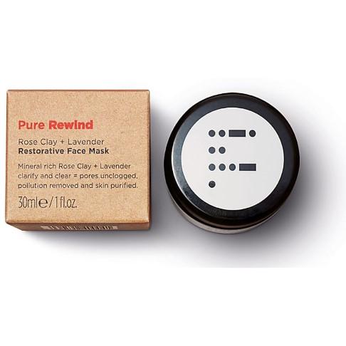 Five Dot Pure Rewind Rozen & Lavendel Herstellend Masker