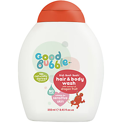 Good Bubble Bish Bash Bosh! Hair & Body Wash met Drakenfruit extract