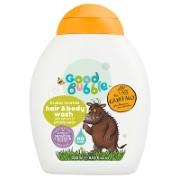 Good Bubble Grubby Gruffalo Hair & Body Wash met Cactusvijgen extract