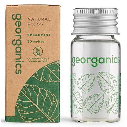 Georganics Natuurlijke Flos - Pepermunt