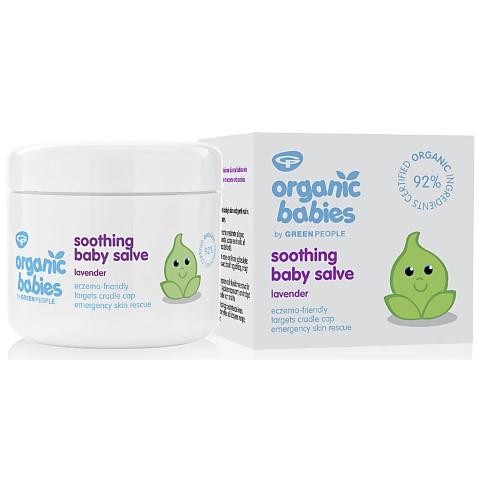 Green People Organic Babies Baby Zalf