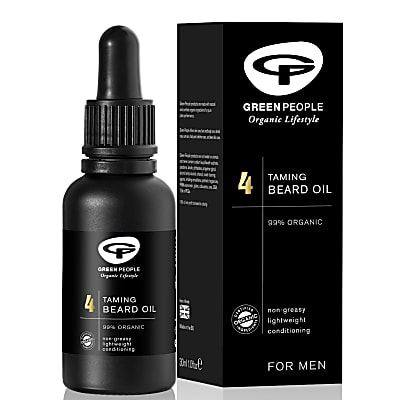 Green People Organic Homme - 4: Taming Beard Oil