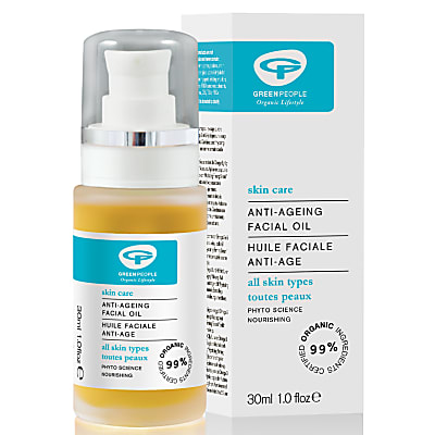 Green People Facial Oil - Anti Ageing