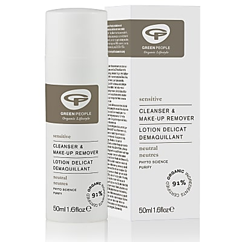 Green People Sensitive Parfumvrije Reiniger (50ml)
