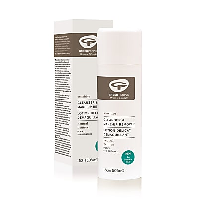 Green People Sensitive Parfumvrije Reiniger (150ml)