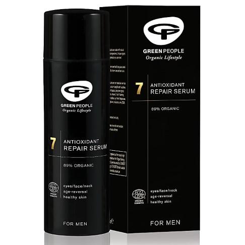 Green People Organic Homme - 7: Active Fix Herstellende Serum