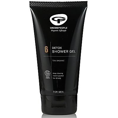 Green People Organic Homme - 6: Detox Shower Gel