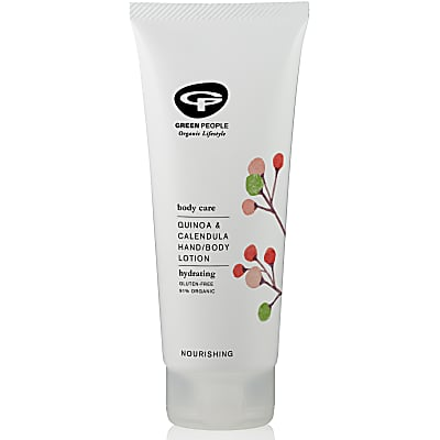 Green People Quinoa & Calendula Hand & Body Lotion