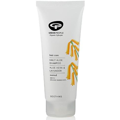 Green People Aloe Vera Shampoo (irritatie)