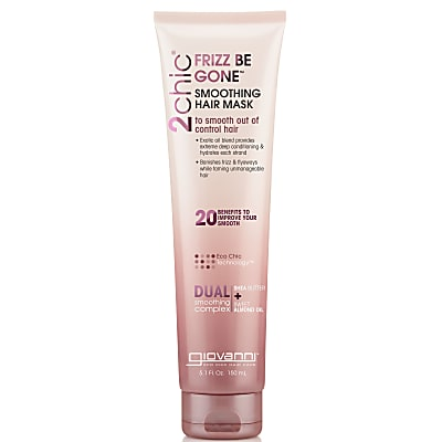 Giovanni 2chic Frizz Be Gone Smoothing Hair Mask