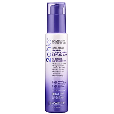 Giovanni 2Chic Repairing Leave in Conditioning & Styling Elixir
